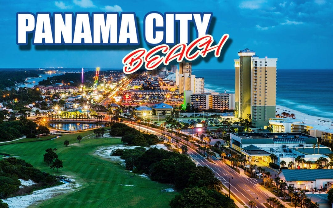 Community In Panama Beach City Florida